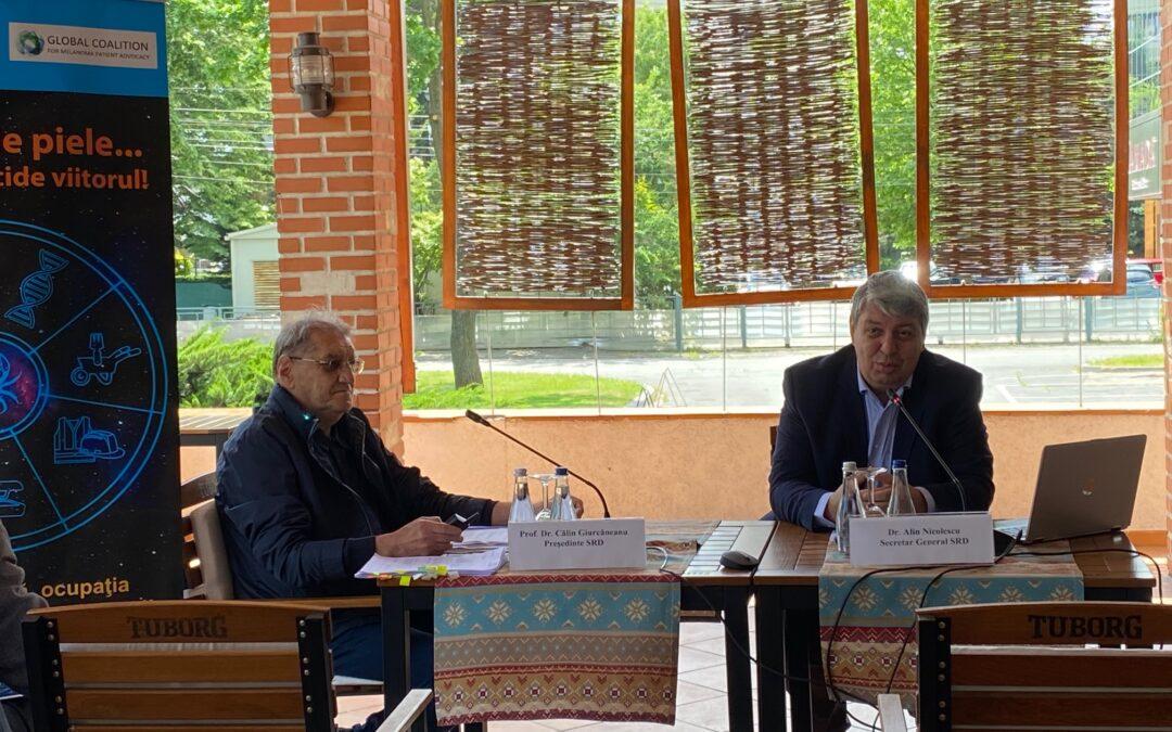 """Euromelanoma lansează campania """"Cancerul Cutanat: Trecutul îţi decide Viitorul"""""""