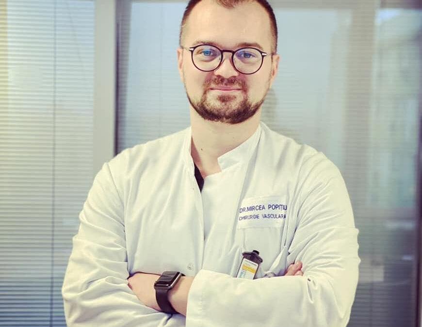 Cursul si stagiul obligatoriu de chirurgie vasculara in universitatile de medicina din Romania